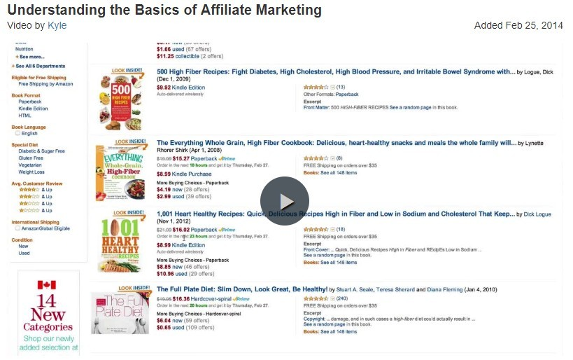 Understanding the Basics of Affiliate Marketing