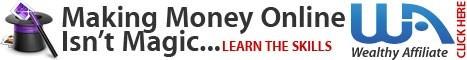 Making Money Online - Learn the Skills
