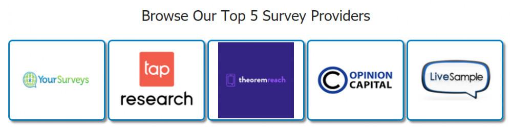 Offernation Survey Partners