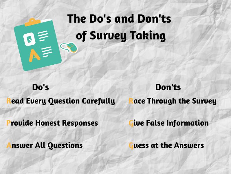 ZoomBucks - Survey Taking Advice and Cautions