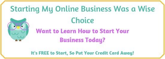Start An Online /Business