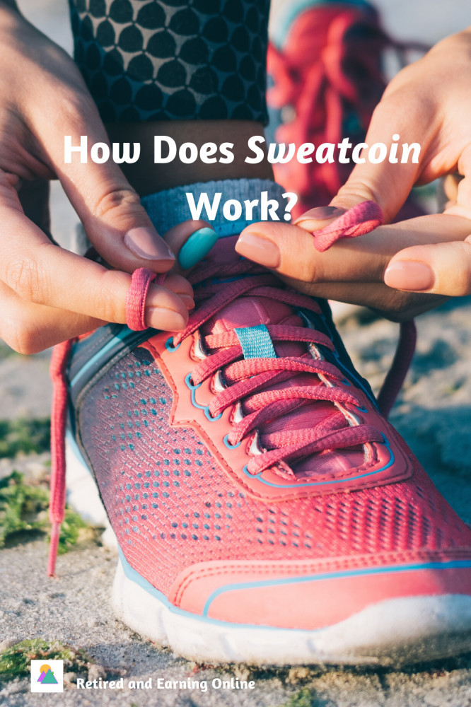 Pinterest Graphic - How Does Sweatcoin Work