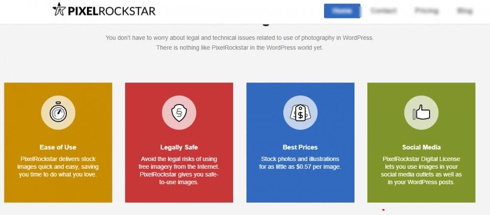 PixelRockstar plugin information