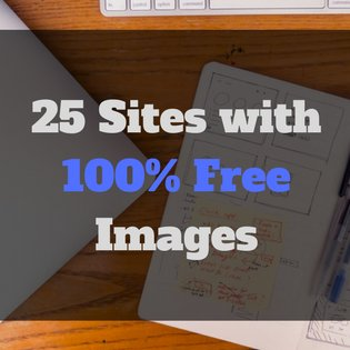 25 Sites with Royalty Free Images For Commercial Use CC0 License