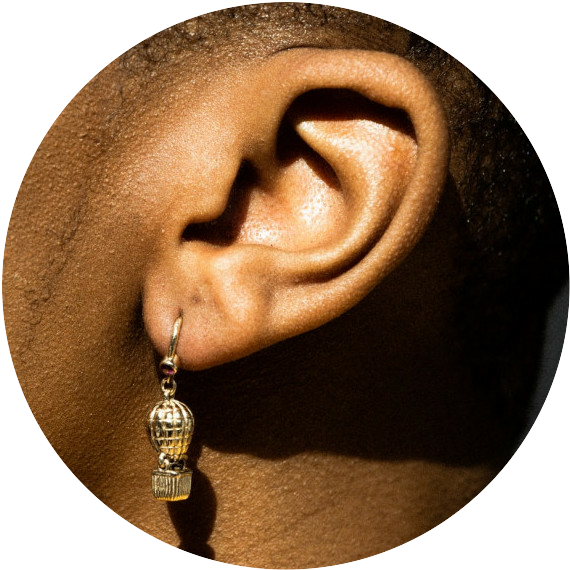 Function of the ear