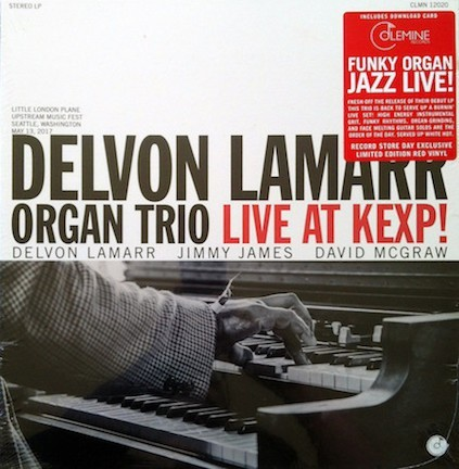 Delvon Lamarr Organ Trio Live At Kexp
