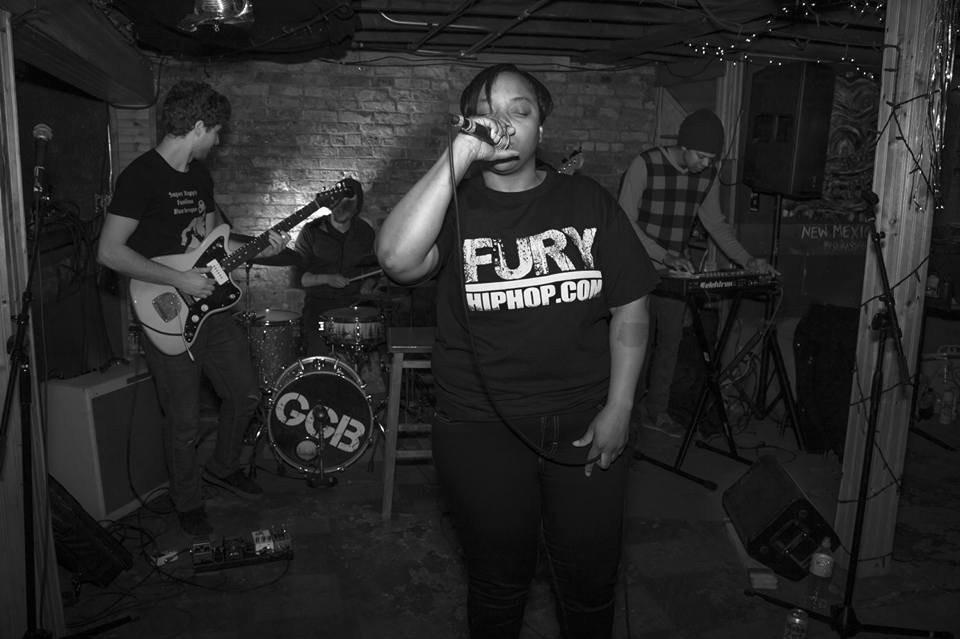 Chicago Hip Hop Artist Fury
