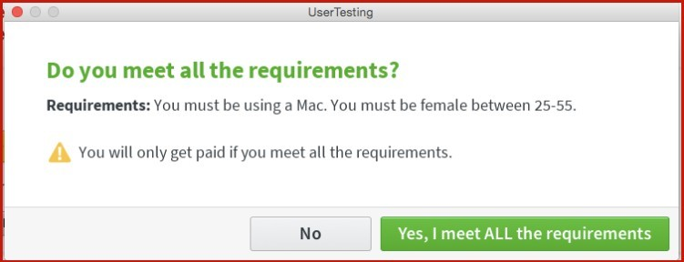 What is Usertesting.com | Qualify