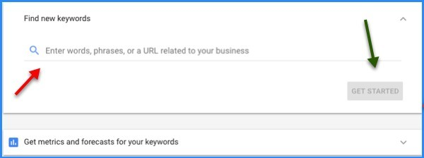 Best Keyword Search Tool | Google Keyword Planner