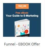 E-book Funnel Template