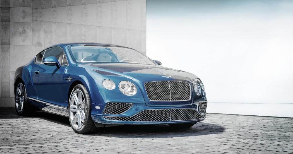 Las Vegas | Bentley Mussane