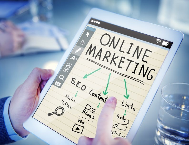 the effect that digital marketing can have by using the internet for your business