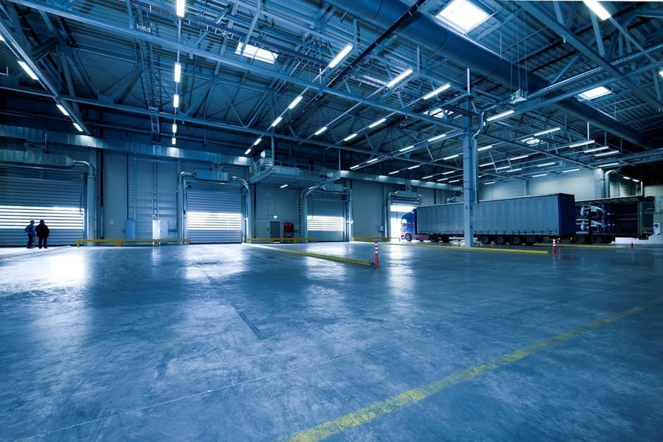 warehousing items with e-commerce