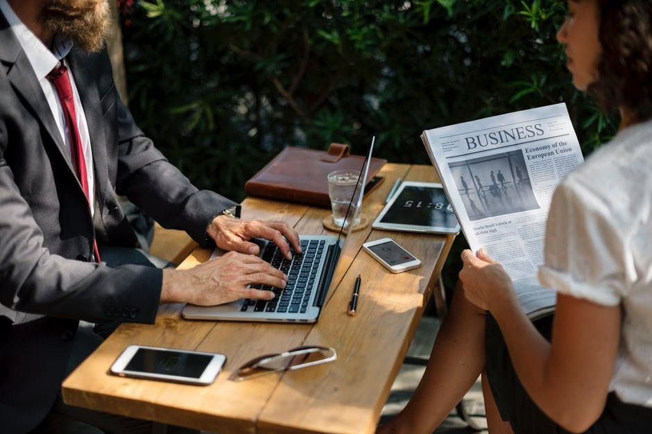 getting your business in the news is the best way to set up a new office