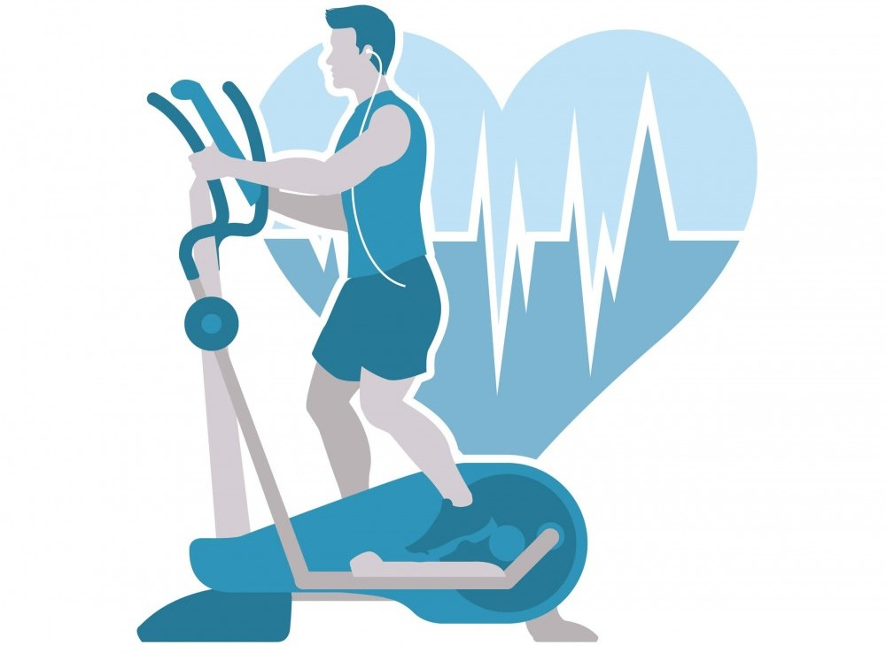 Best warm up exercises - elliptical machine