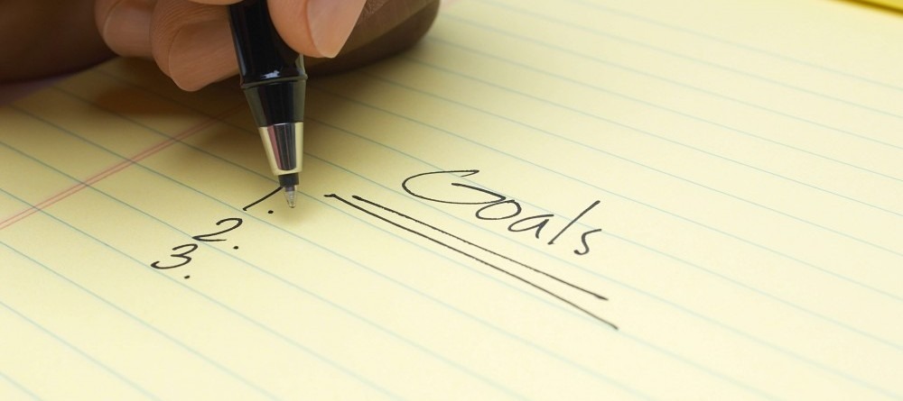 Best core workout routine, set goals