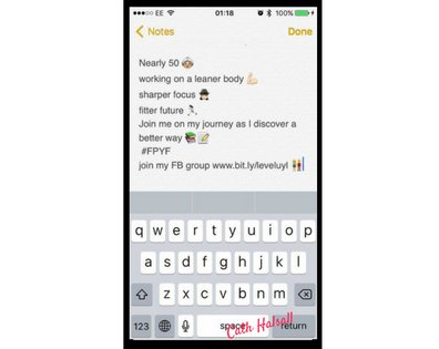 What To Put In A Bio