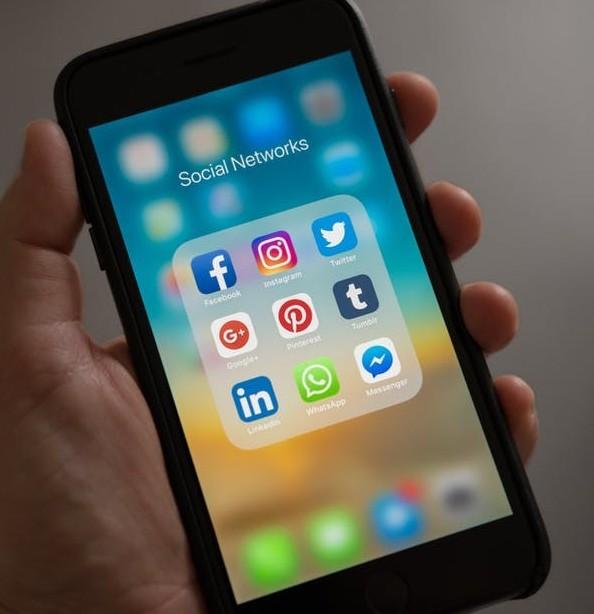 Distractions - Social Media