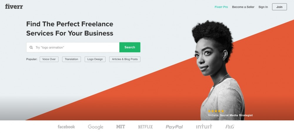 Become a Freelancer - Fiverr