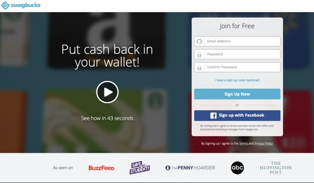 Swagbucks Review - Easy Money Completing Surveys?