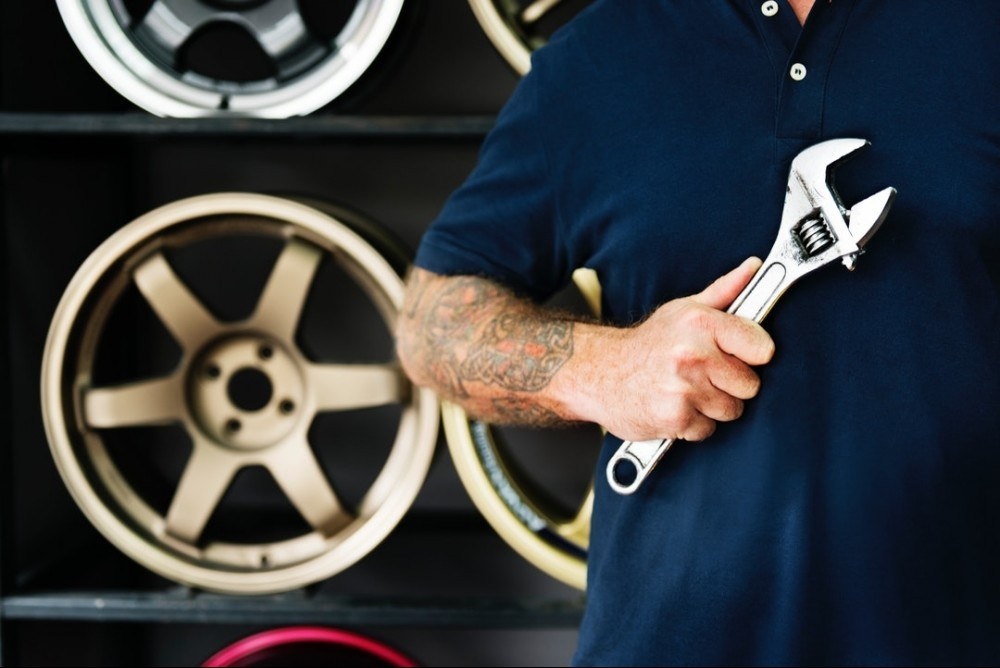 Be Your Own Mechanic Niche