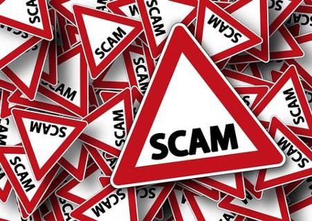 paid online surveys - beware scams