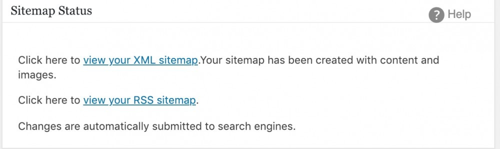XML Sitemap - how to submit a sitemap to google