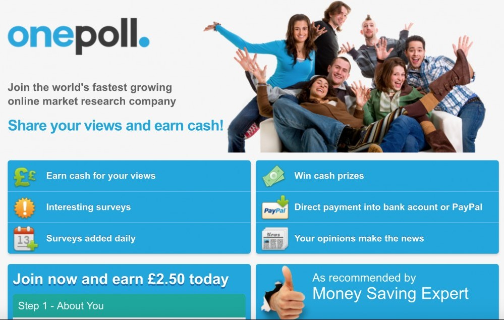 OnePoll Surveys Review