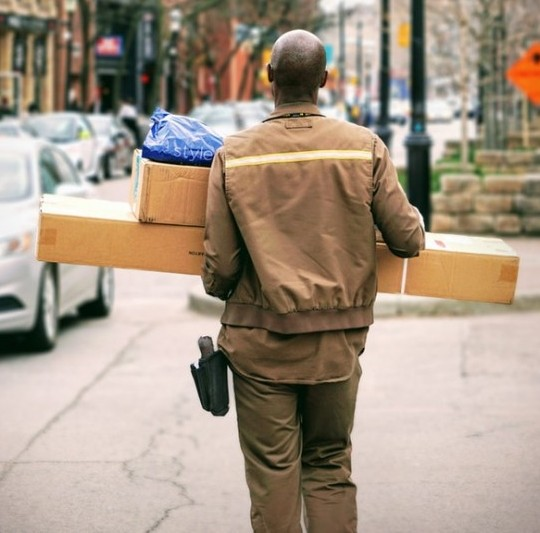 Shipping Your Parcels