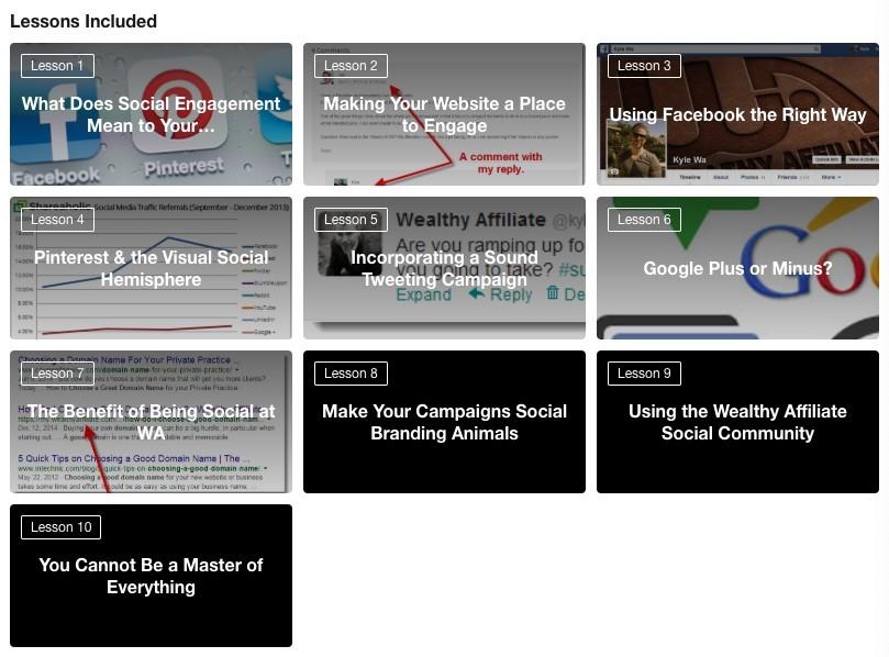 Mastering Social Engagement - WA