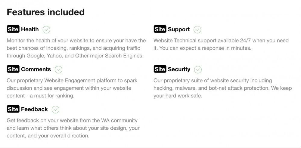 WA Premium Features 1