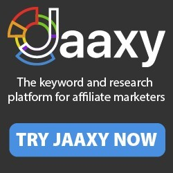 Our favourite Keyword Research Tool - Jaaxy