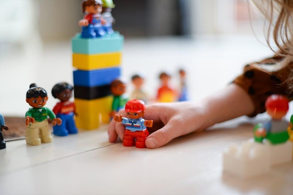children's toys niche