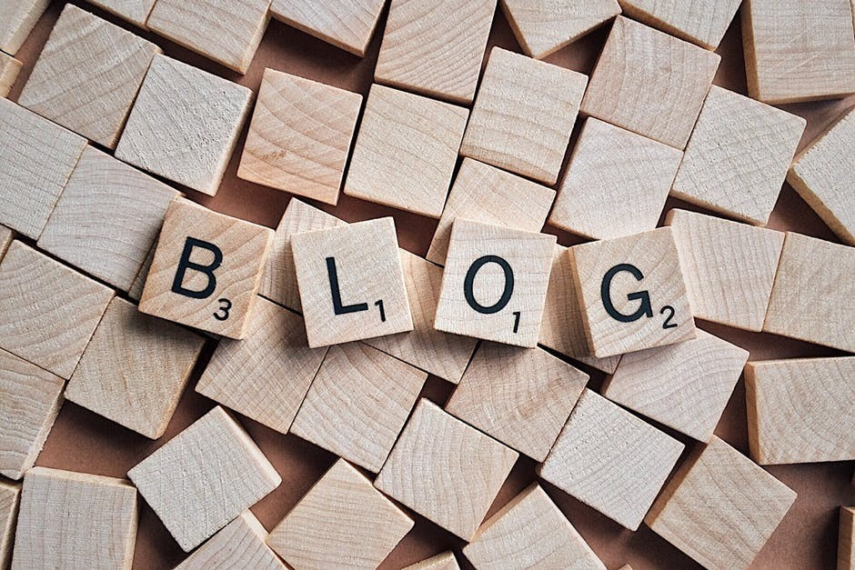 Create a Blog - Work from Home