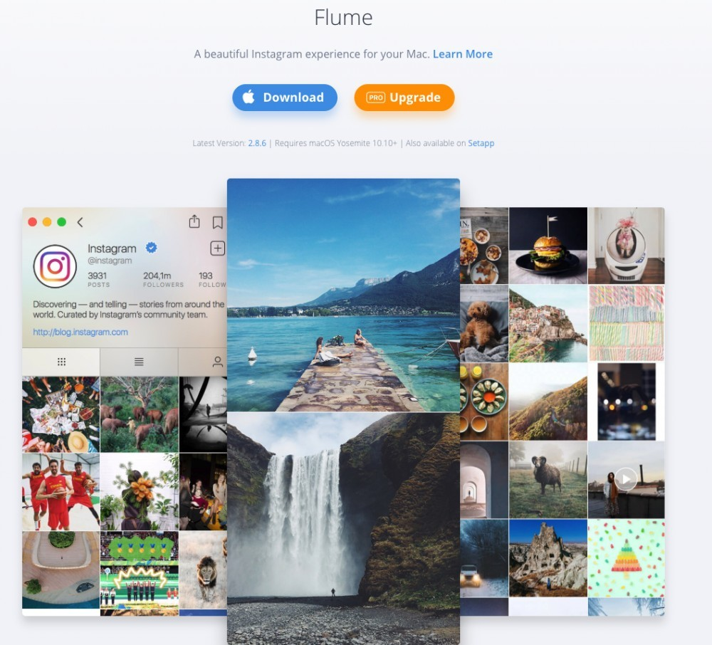 Flume for Instagram Review