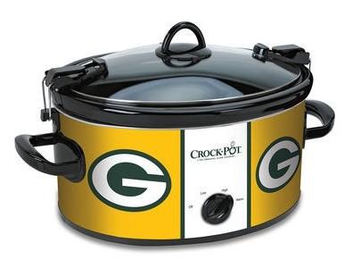 Packers crock pot