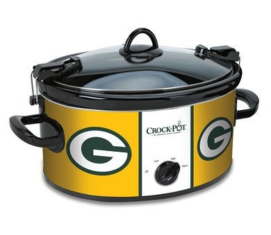 Packers slow cooker