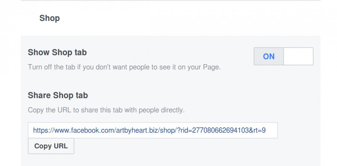 Create a Facebook Store For Your Facebook Fan Page