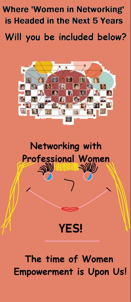 women in networking