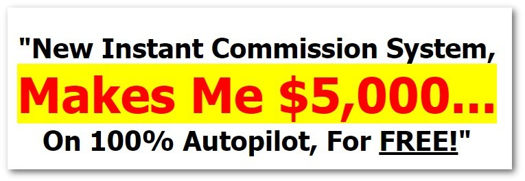 earn $5,000 dollars on auto pilot