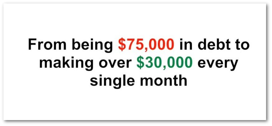 $30,000 a month