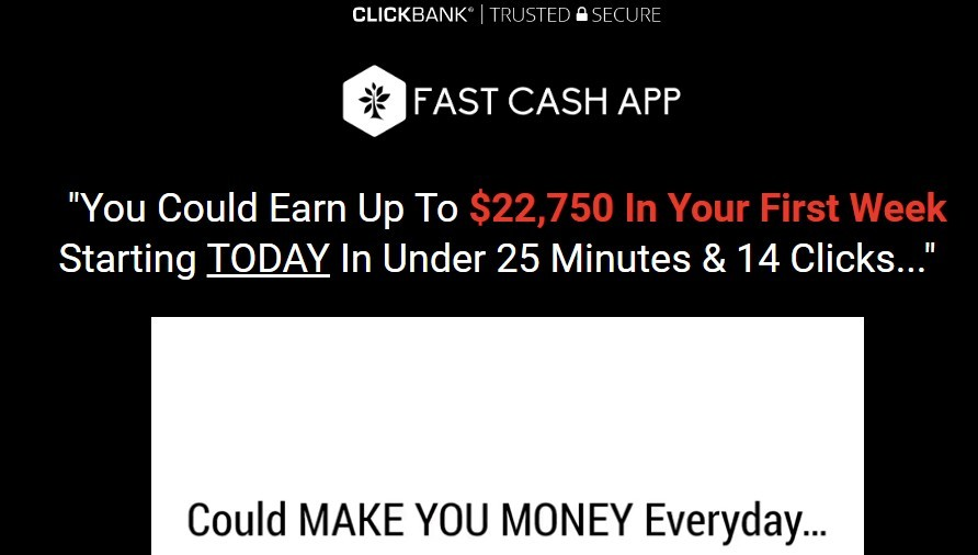 Is Fast Cash App A Scam