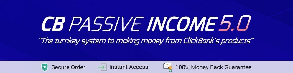 What is CB Passive Income