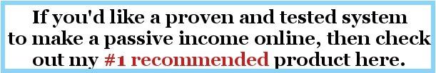 Make a passive income online here