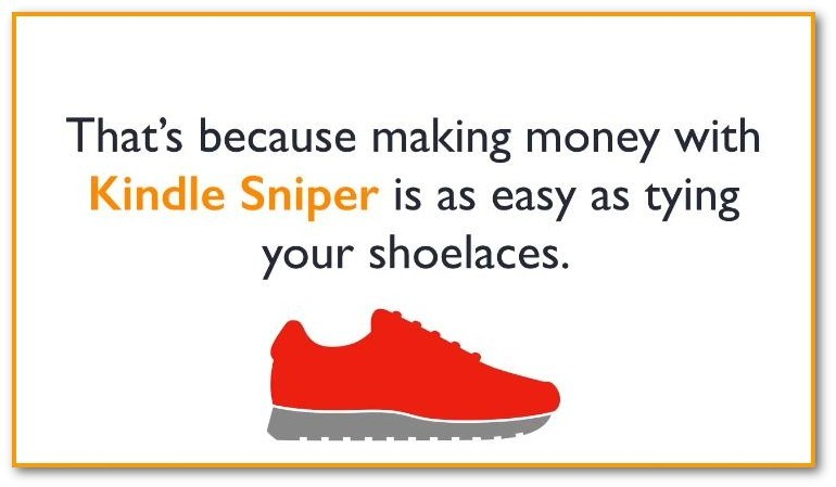 Easy as tying your shoelaces