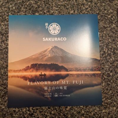 Flavors of Mt Fuji
