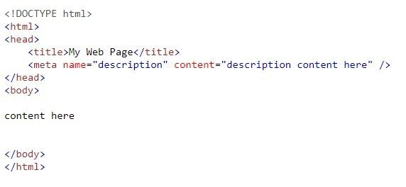 HTML 5 Example