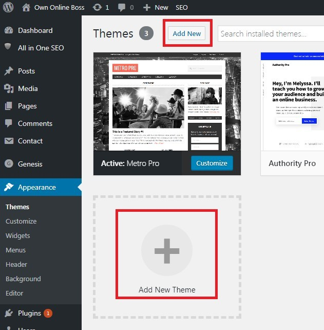 What Is A WordPress Theme And How To Change It