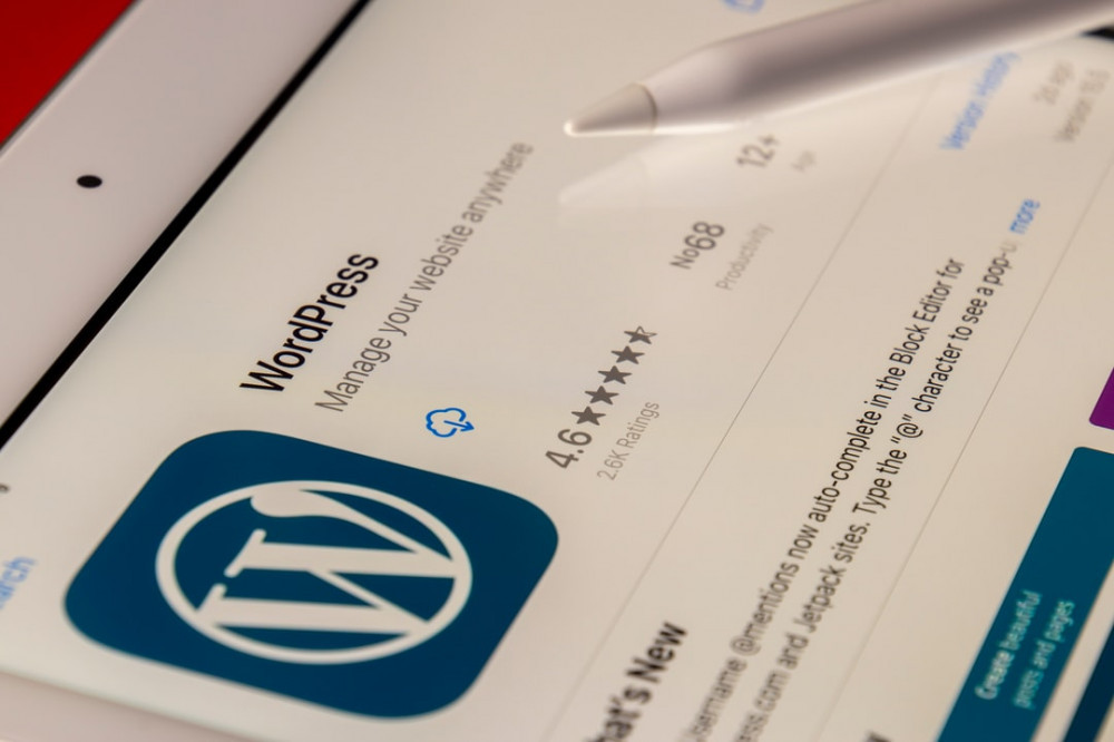 what do to if you're running wordpress