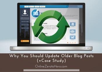 update older blog posts